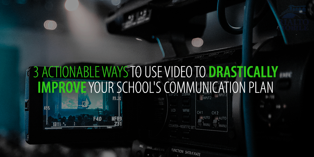 Improve Your Schools Communication Plan