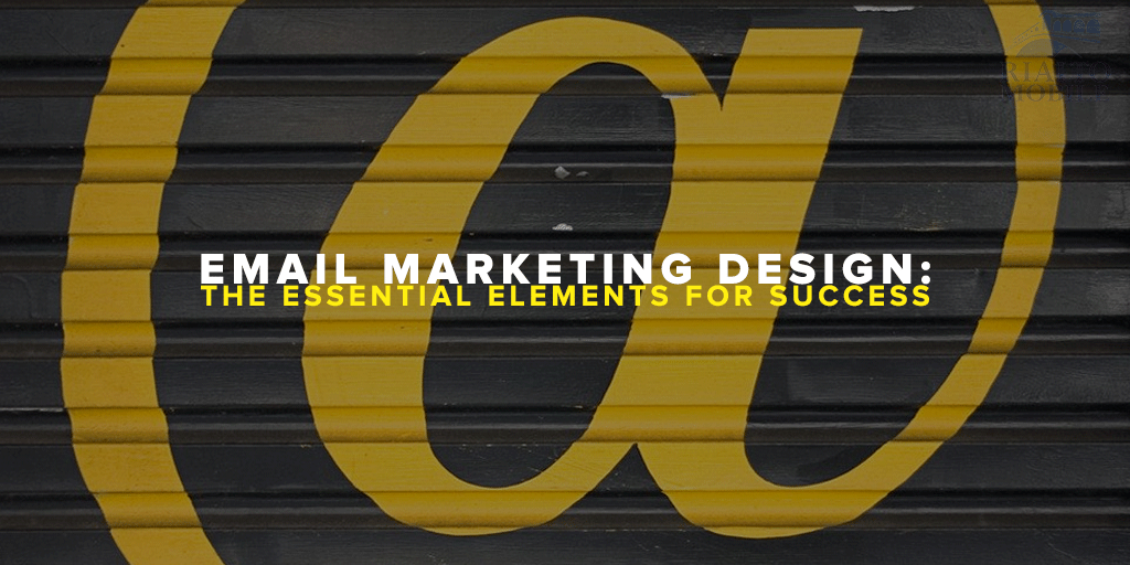 Important Elements of Small Business Email Marketing Design
