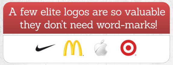 Brands that don't need word-marks