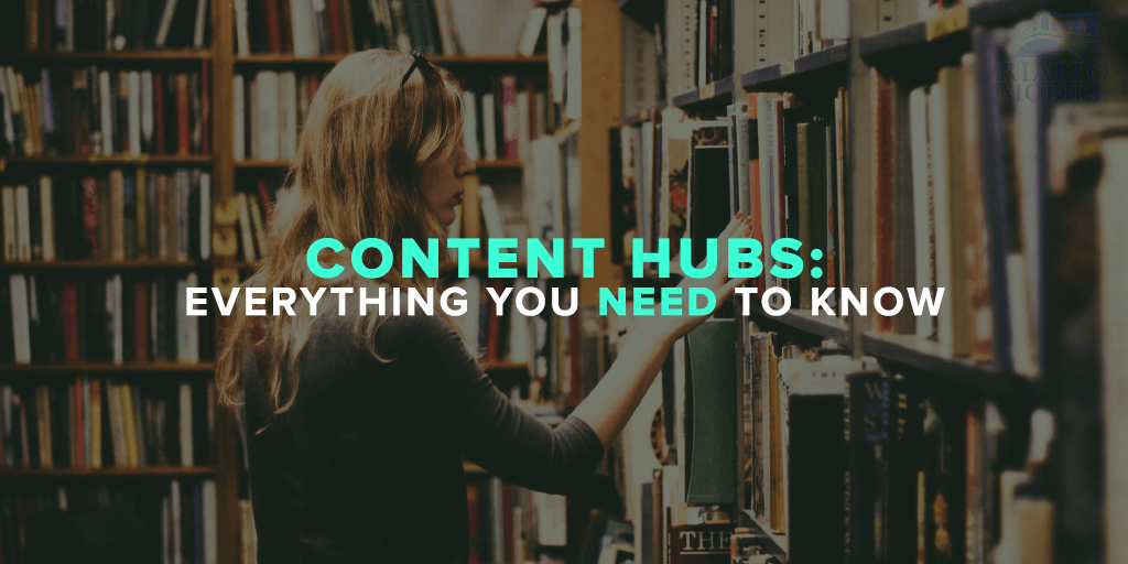 Content Hubs Everything you need to know