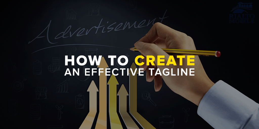 How to create an effective tagline 1