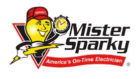 Mister Sparky Tagline