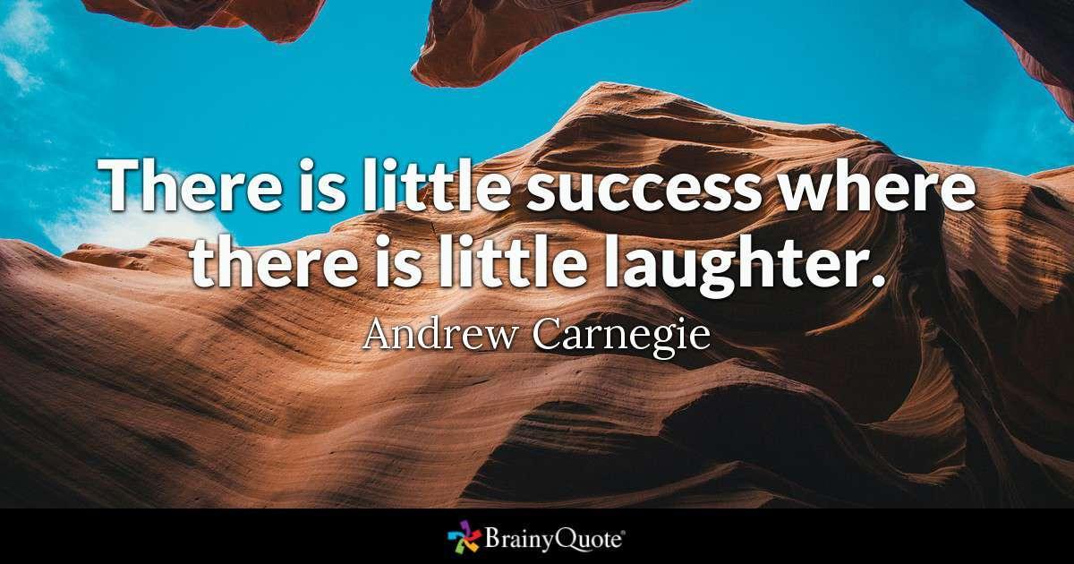 Andrew Carnegie Leadership Quote