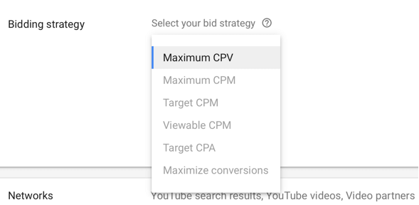 How much do Youtube ad costs - Maximum CPV